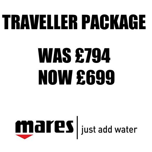 mares traveller package